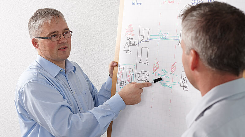 Frank Carius, Gesellschafter bei Net at Work und einer der führenden Köpfen der Exchange- und Skype for Business-Community