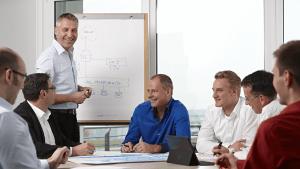 Mit der Cloud Productivity Gold Kompetenz erhält Net at Work Zugang zu umfangreichen Support Leistungen und Unterstützung durch Microsoft für Kundenprojekte.