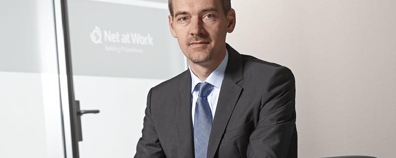 Uwe Ulbrich, Geschäftsführer von Net at Work.