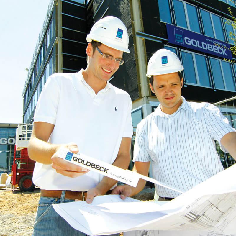 Golbeck setzt auf Kommunikation mit hohem Business-Komfort.