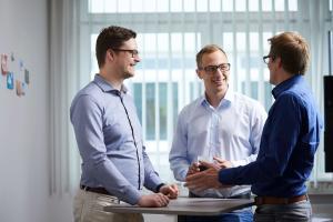 Sie haben die Chance zum nächstmöglichen Termin unser Managed Services Team zu verstärken als: Support-Techniker für Microsoft Lösungen (m/w)