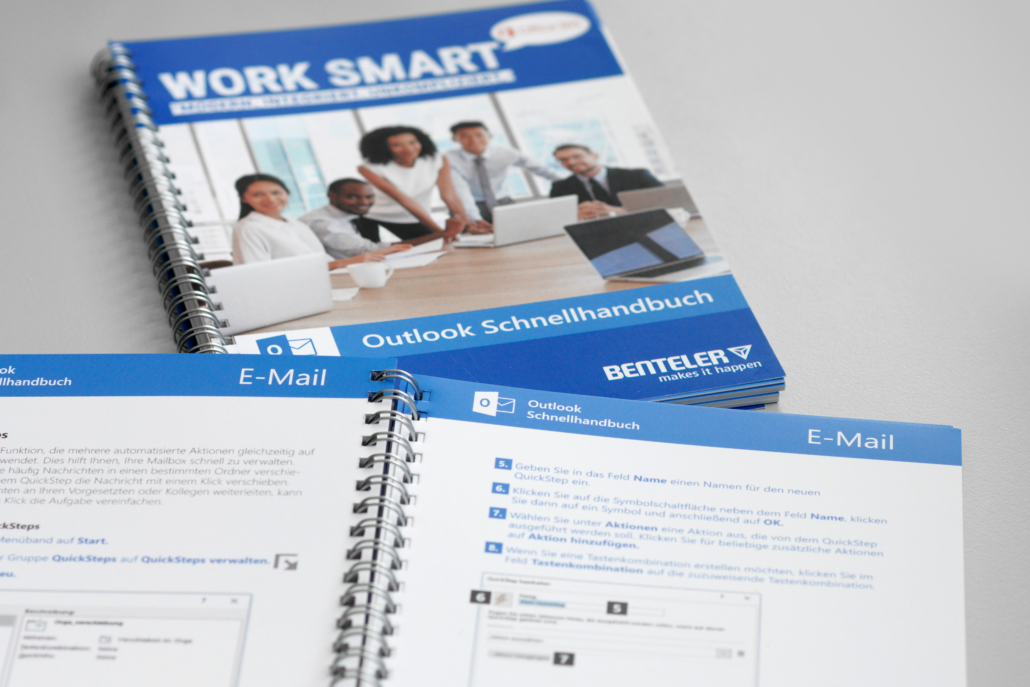 Benteler Workbook Outlook