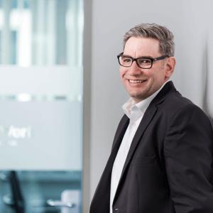Bernd Hüffer Leiter Systemintegration