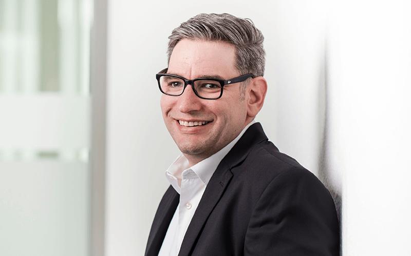 Bernd Hüffer Leitung Systemintegration