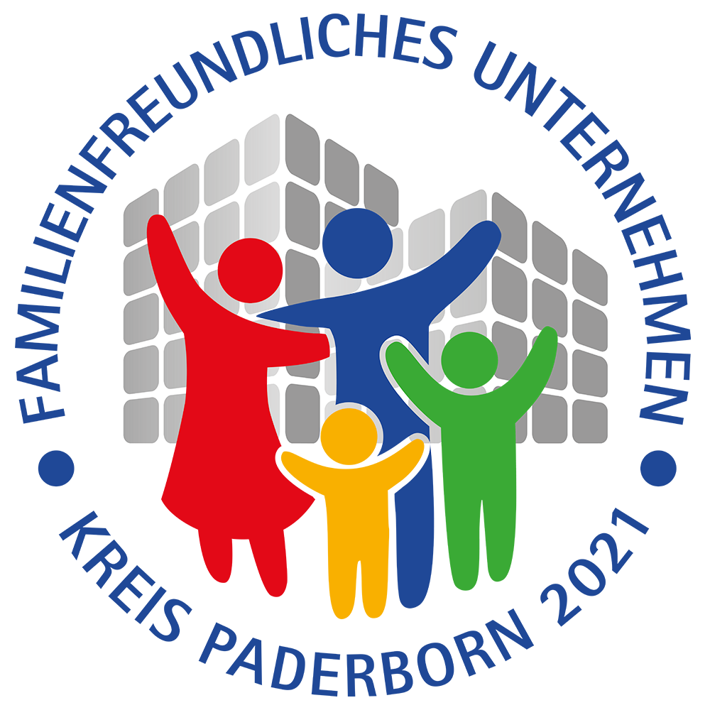 Logo Familienfreundliches Unternehmen Kreis Paderborn