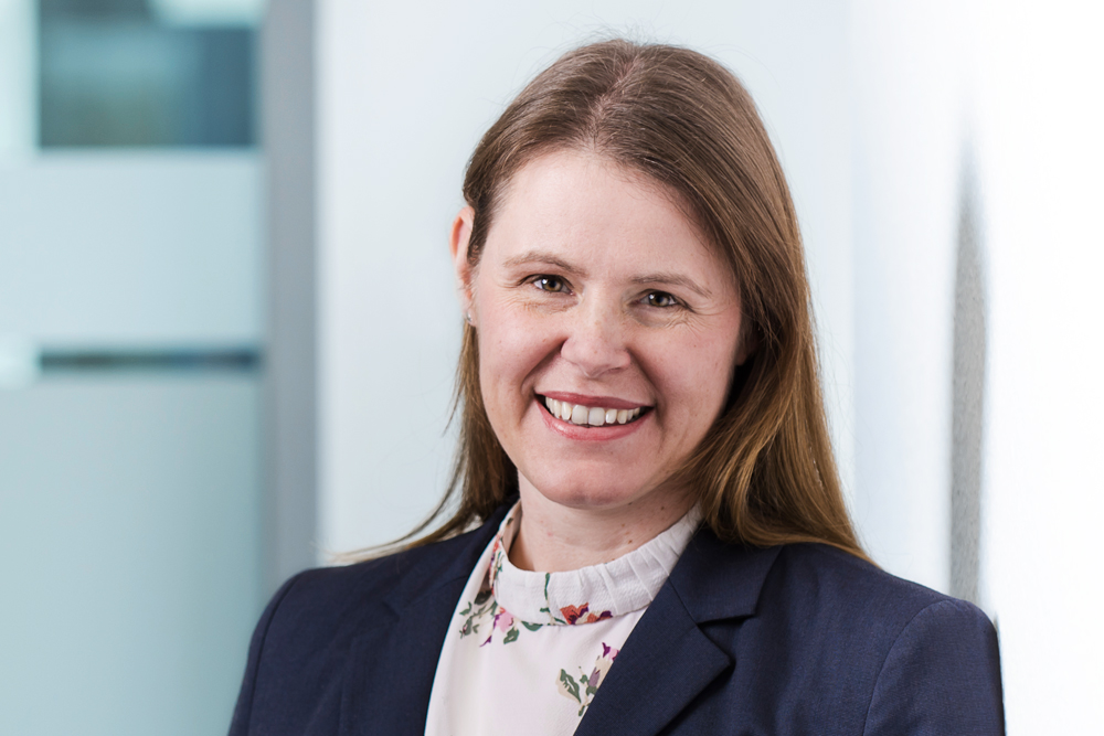 HR-Managerin Daniela Henkenötter