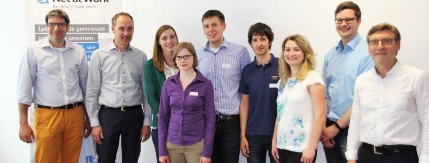 Zukünftige Absolventen des OWL-Studienfonds