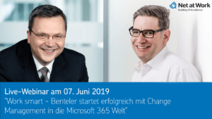 Live-Webinar Office 365 Karsten Priemer & Bernd Hüffer
