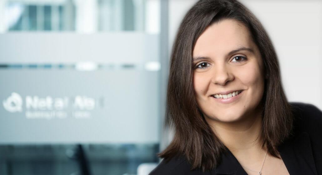 Change Management Consultant Angelina Westerkamp