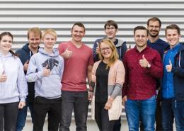 Karriere in der IT – Ausbildungsstart 2019 bei Net at Work