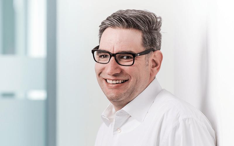 Director Modern Workplace Bernd Hüffer
