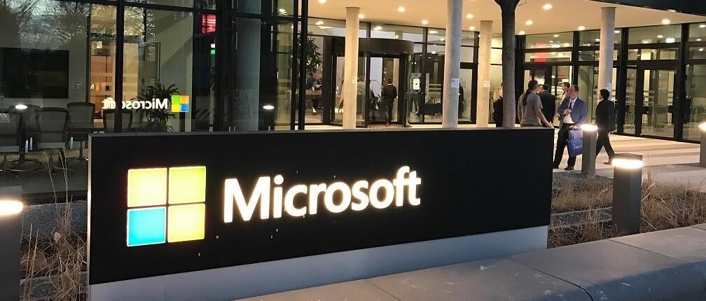 Microsoft Logo - SharePoint Saturday München