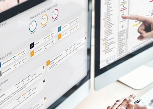 Schnell und einfach Geschäftsprozesse digitalisieren: Rech-nungseingang & Forderungsmanagement