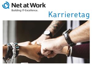 Karrieretag bei Net at Work