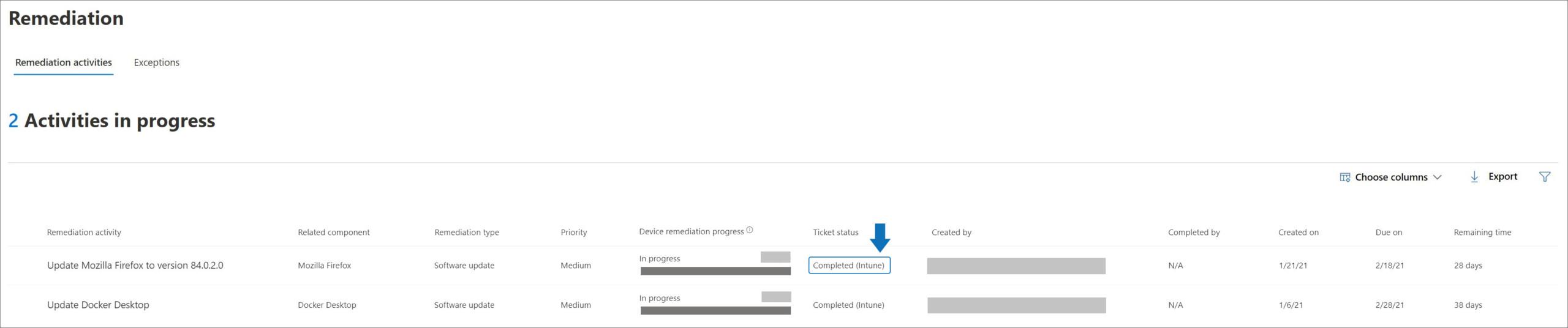 Behebung einer Sicherheitslücke im Microsoft Endpoint Manager (4)