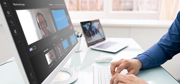 Microsoft Teams Liveereignis: Informieren Sie Ihr Unternehmen im Livestream