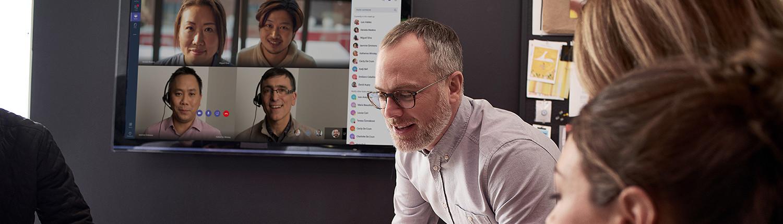 Microsoft Teams Meetings und Meeting Rooms Workshop