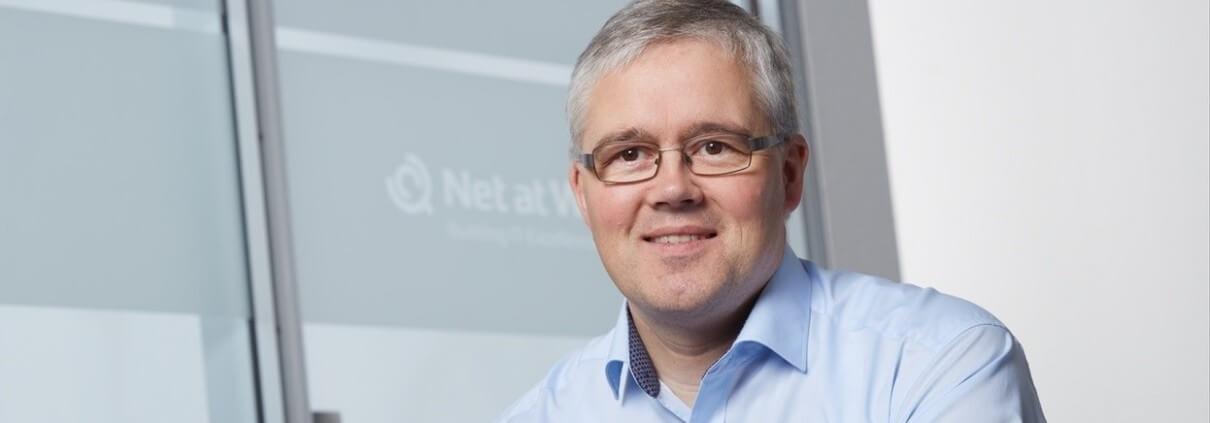 Microsoft-MVP Frank Carius von Net at Work