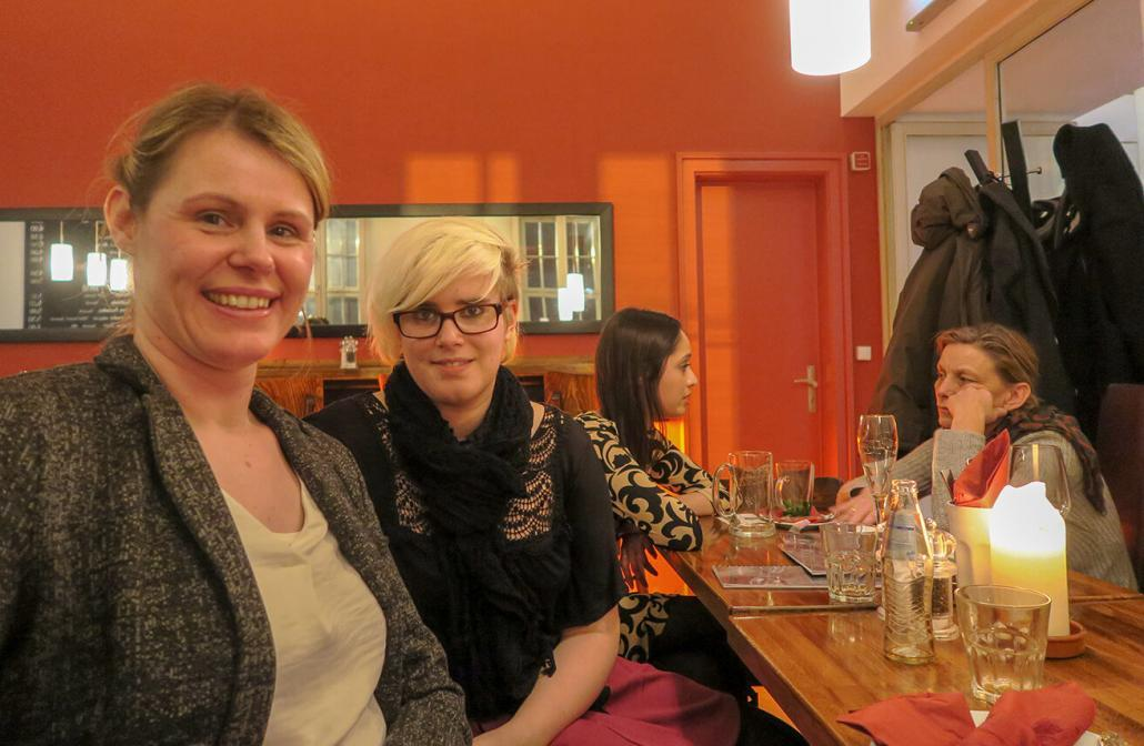 Netzwerktreffen OWL Studienfonds im Lorca Bielefeld