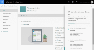 SharePoint Websitedesigns
