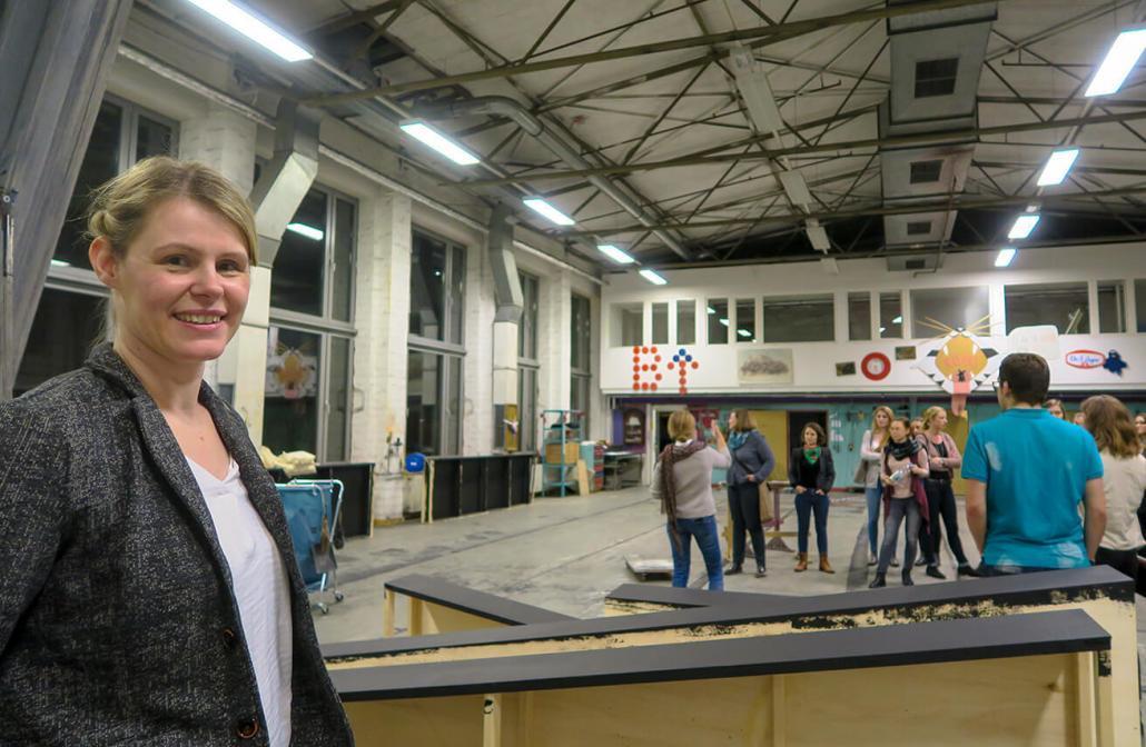 Net at Work und OWL Studienfonds im Theater Bielefeld