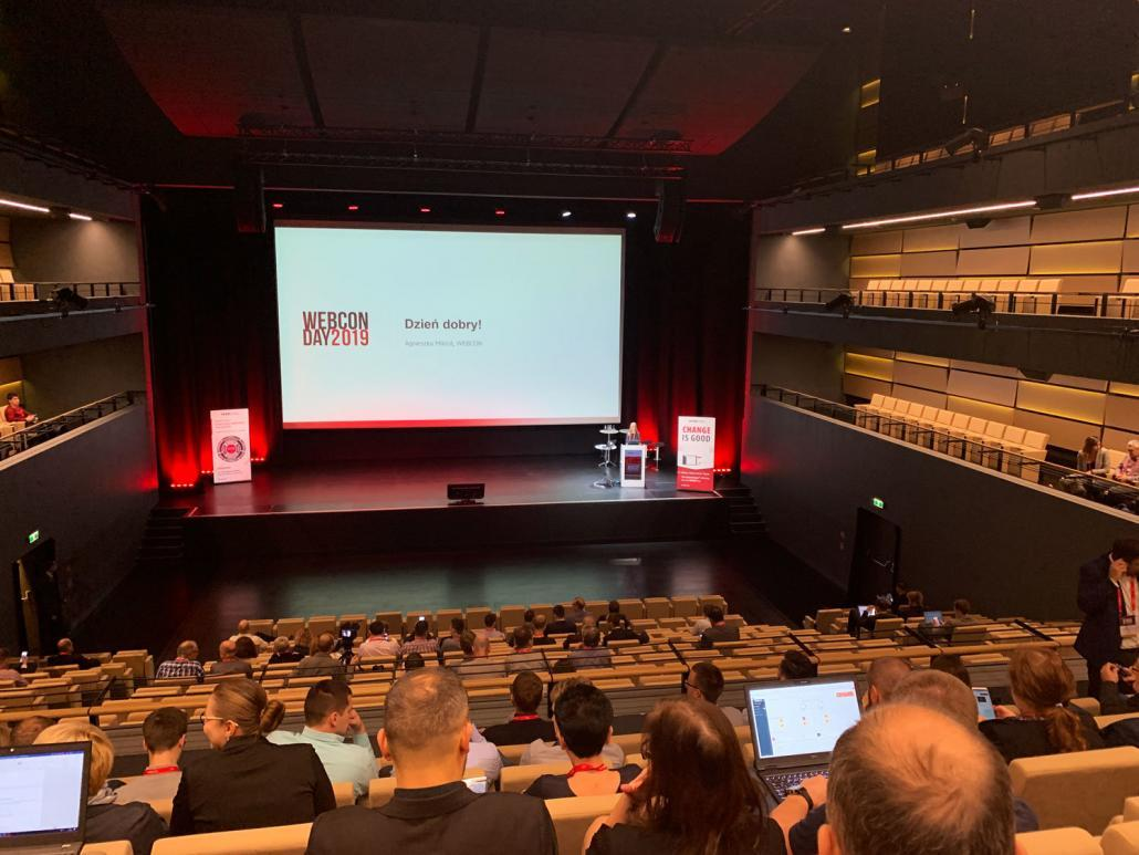 Vortragssaal WEBCON Partner Day 2019