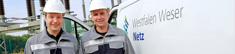 Mitarbeiter Westfalen Weser